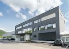 Firmengebäude Adelhelm Eningen
