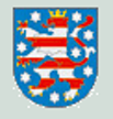 Flagge Freistaat Thüringen