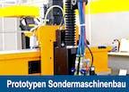 Prototypen Sondermaschinenbau
