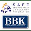 Logo von BBK LABELLING & CODING SOLUTIONS LTD