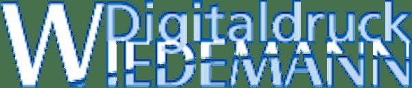 Logo von Digitaldruck Wiedemann
