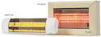 Infrarot- Wärmestrahler