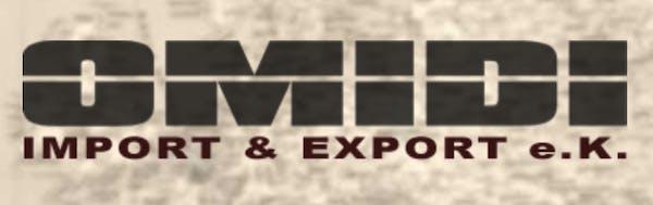 Logo von Omidi Import und Export e. K.