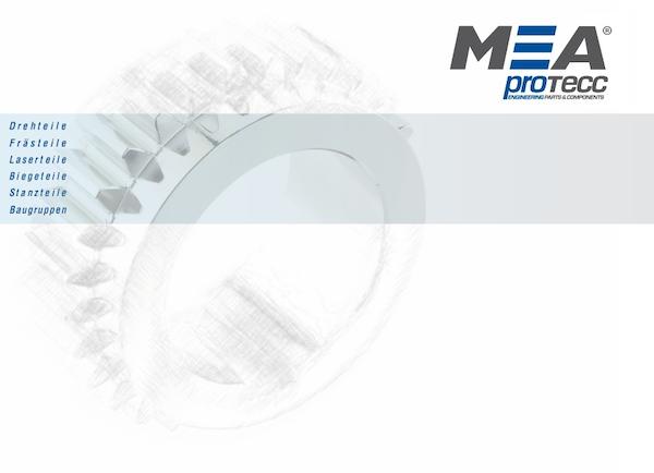 Logo von MEA-proTecc GmbH