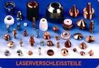 Laserverschleißteile