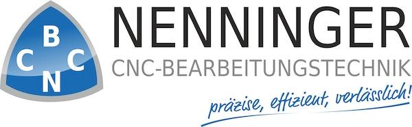 Logo von CNC-Bearbeitungstechnik Nenninger GmbH & Co. KG