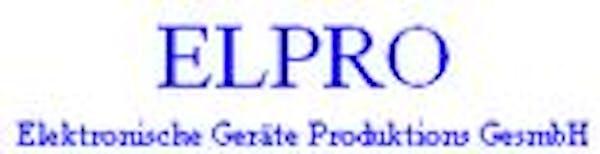 Logo von ELPRO Elektronische Geräte Produktions Ges.m.b.H.