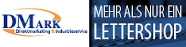 Logo von DMark GmbH Direktmarketing & Industrieservice