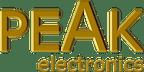 Logo von PEAK electronics GmbH