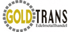 Logo von GOLDTRANS EDELMETALLHANDEL E.K.
