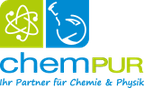 Logo von Chempur Feinchemikalien und Forschungsbedarf GmbH