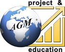 Logo von AGM Project & Education GmbH
