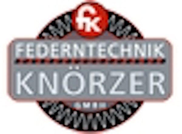 Logo von Federntechnik Knörzer GmbH