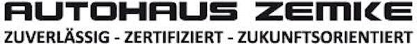 Logo von Zemke Autohaus Bernau GmbH