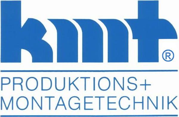 Logo von KMT Produktions- + Montage-Technik GmbH