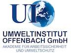 Logo von Umweltinstitut Offenbach GmbH