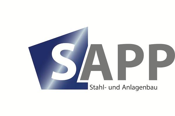 Logo von Sapp Norbert Stahl- und Anlagenbau GmbH