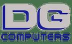 Logo von DG Computers, D. Gioia