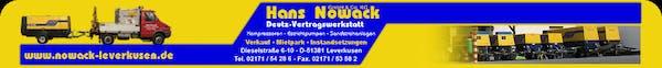 Logo von Hans Nowack GmbH & Co. KG