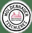 Logo von Moldenhauer Tischlereibetrieb e.K. Inh. Thorsten Wockenfuß