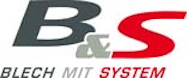 Logo von B & S Blech mit System GmbH & Co. KG