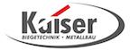 Logo von Kaiser Biegetechnik & Metallbau GmbH