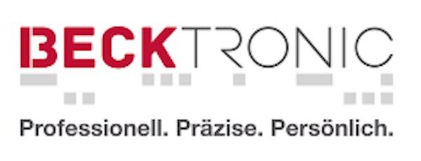 Logo von Becktronic GmbH