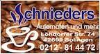 Logo von Schnieders GmbH