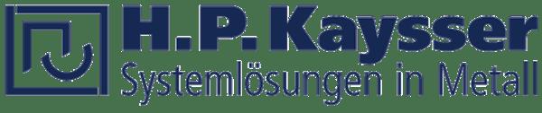 Logo von H.P. Kaysser GmbH + Co.KG