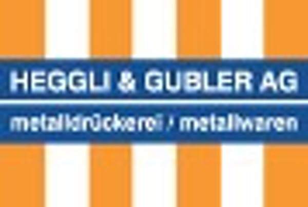Logo von Heggli & Gubler AG