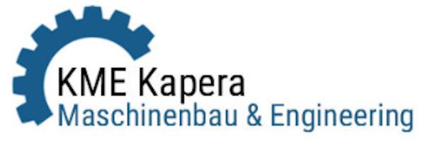 Logo von KME Kapera Maschinenbau & Engineering