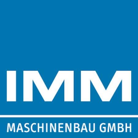 Logo von IMM Maschinenbau GmbH
