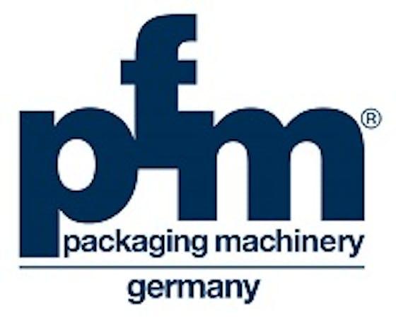 Logo von PFM Verpackungsmaschinen GmbH