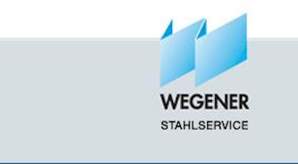 Logo von Wegener Stahlservice KG
