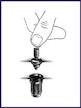 Camloc-Druckverschluss