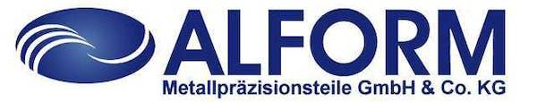 Logo von ALFORM Metallpräzisionsteile GmbH & Co. KG