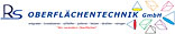 Logo von RS Oberflächentechnik GmbH