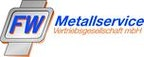 Logo von FW Metallservice Vertriebsgesellschaft mbH