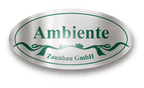 Logo von Ambiente Zaunbau GmbH