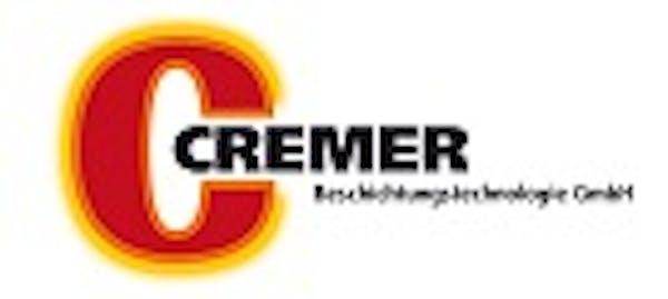 Logo von Cremer Beschichtungstechnologie GmbH