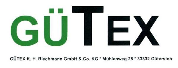 Logo von GÜTEX K. H. Riechmann GmbH & Co. KG