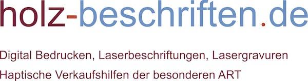 Logo von Holz-beschriften.de - Michael Wirges