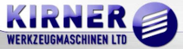 Logo von Kirner Werkzeugmaschinen Ltd.