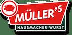 Logo von Müller's Hausmacher Wurst GmbH & Co. KG