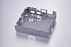 Blechgehäuse für Elektronikaufnahme