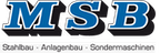 Logo von MSB Meuselwitzer Stahlbau GmbH