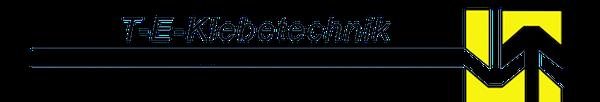 Logo von T-E-Klebetechnik Inh. Hans-Peter Thielen