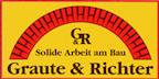 Logo von Graute & Richter Bau GmbH