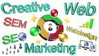 Logo von Creative Web & Marketing Agentur