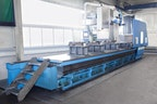CNC-Starrbett-Fräs-und Bohrmaschine